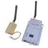 2.4GHz 500mW wireless video sender and receiver