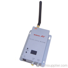 2.4GHz wireless receiver