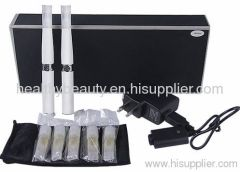 Healthy Portable Electronic Cigarette with Rechargeable 650 mAh Batteries Set