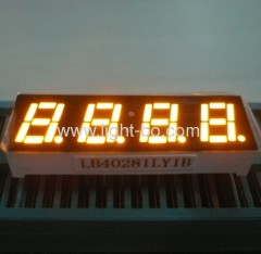 0.28inch 4 digit 4 digit small size led display 4 digit 0.28inch 7 segment