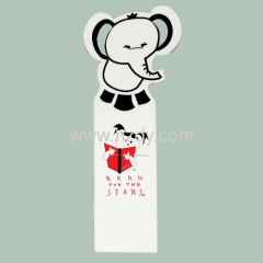 Elephant Bookmark Cute bookmark