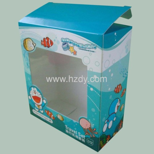 DY-KHI0184 Paper box for food packaging