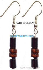 2012 newest hematite magnetic earpendant