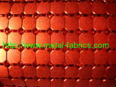 metal cloth metallic cloth metal mesh