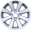 2012 New Style14 inch Aluminum Alloy Wheel Hub for Car