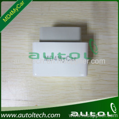 iPhone/iPod Diagnostic Tool Launch MD4MyCar for all the vehicles compatible via OBDII