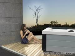 Home outside&inside spa baths