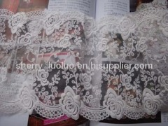 Embroidery lace 18cm