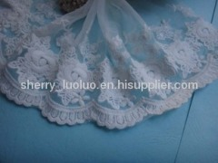 Embroidery lace 13cm
