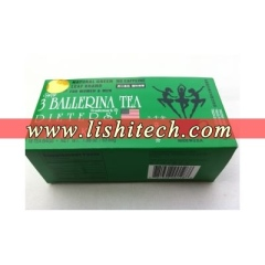 ballerina tea weight loss slimming
