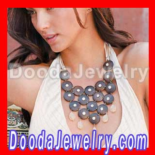 Ribbon casablanca bib necklace from china manufacturer for Stella and dot jewelry wholesale