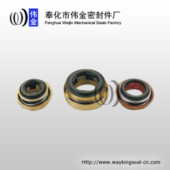 automobile water face seal
