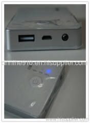 5000mah New Universal Portable Power Bank for iphone