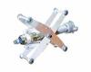 Internal pipe equipment circleblast internal pipe cleaner spinnerblast internal pipe cleaner