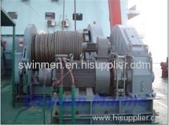 Φ24/26/28Electric anchor windlass and mooring winch