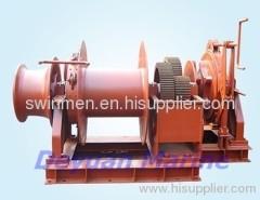 Φ50/52/54 Electric anchor windlass and mooring winch