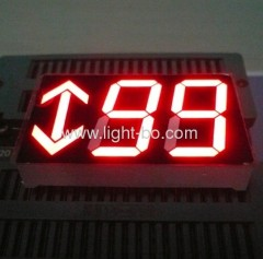 Arrow display;elevator position indicators;lift indicators;