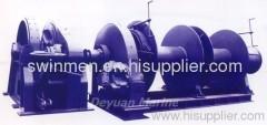 Φ81/84 Hydraulic anchor windlass