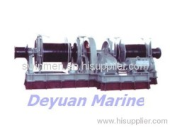 Φ32/34/36 Hydraulic anchor windlass and mooring winch