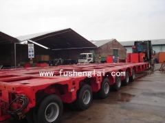 Chinese hydraulic modular trailer