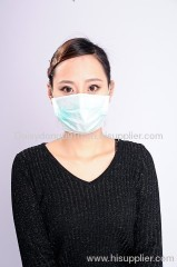 Non woven Face Mask 3 ply with Earloop