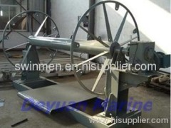 pneumatic rope ladder winch