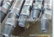 Important notes when using BW drill pipe