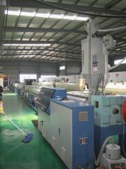 ppr pipes extrusion line