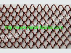 Cascade coil drapery color D