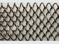 Cascade coil drapery color G