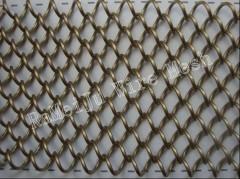 Metal drapery color R