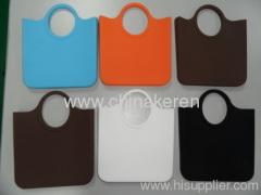 2013 fashion silicone Grip bag