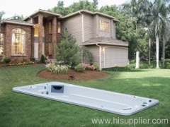 Outdoor used swimming pools