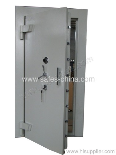 High Security Strong Room Doors And Safe From China