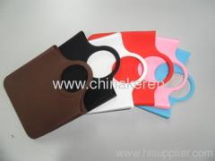 2013 fashion silicon Grip bag