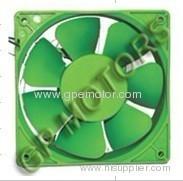 Super Energy Saver 230VAC Volledige votage Variabele snelheid EC Axiaal koelventilator