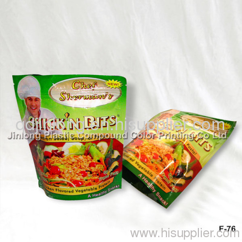 food packing pouches