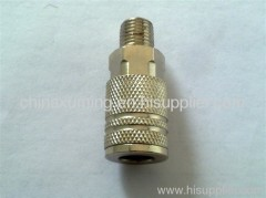 Steel USA Type Male Quick Coupling