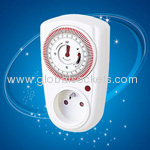 France series mechanical timer(24hours)