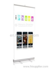 Adjustable Roll Up Banner Stands