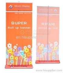 Super Aluminum Roll Up Banner