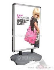 movable Outdoor Poster Stand