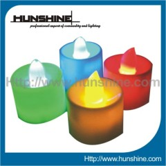 led color changing candle light