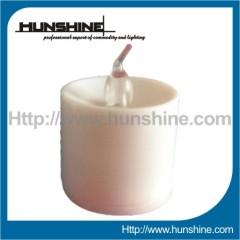Electronic led tea light candle