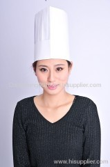 Disposable Paper Chef Hats