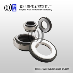 elastomer bellow shaft seals of submersible pumps