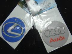 AUDI auto logo hanging paper car air freshener