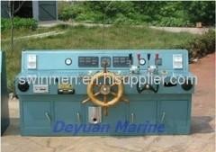 fork-type hydraulic steering gear(double rudder)