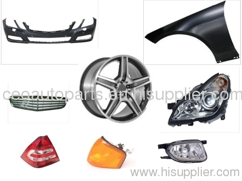 Aftermarket body parts mercedes benz for Mercedes benz used body parts