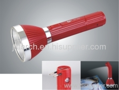high power rechargeable battery led torch